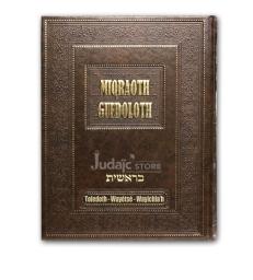 Miqraoth Guedoloth Beréchith vol 3 (Toledoth - Vayétsé - Wayichla'h)