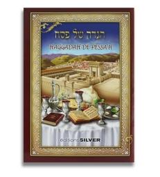 HAGGADAH DE PESSAH edition silver