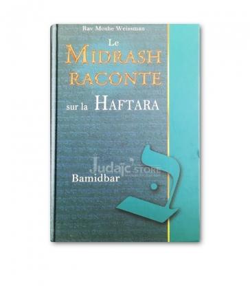 Le Midrash raconte sur la Haftara Bamidbar