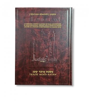 Talmud Bavli - Traité Moed Katan