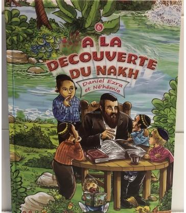 A la découverte du Nakh - volume 5