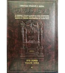 Artscroll - Traité Nida 1